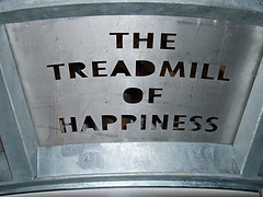 Treadmill of Happiness